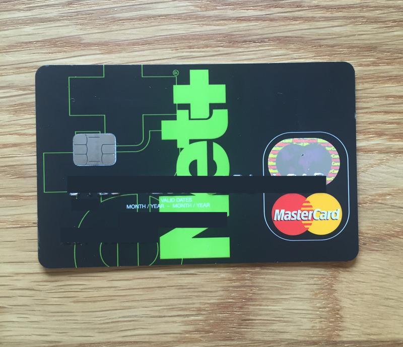 ネッテラーカード,作り方