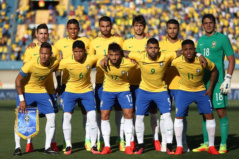 リオオリンピック,ブラジル,メンバー