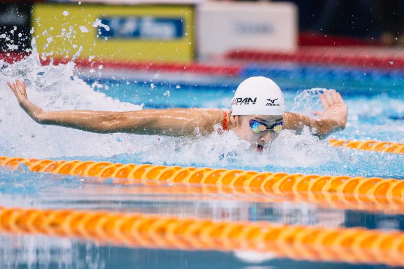 リオオリンピック,水泳