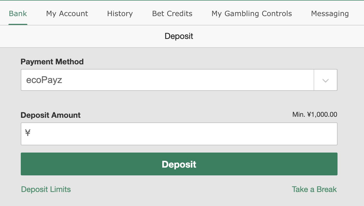 bet365,deposit,入金