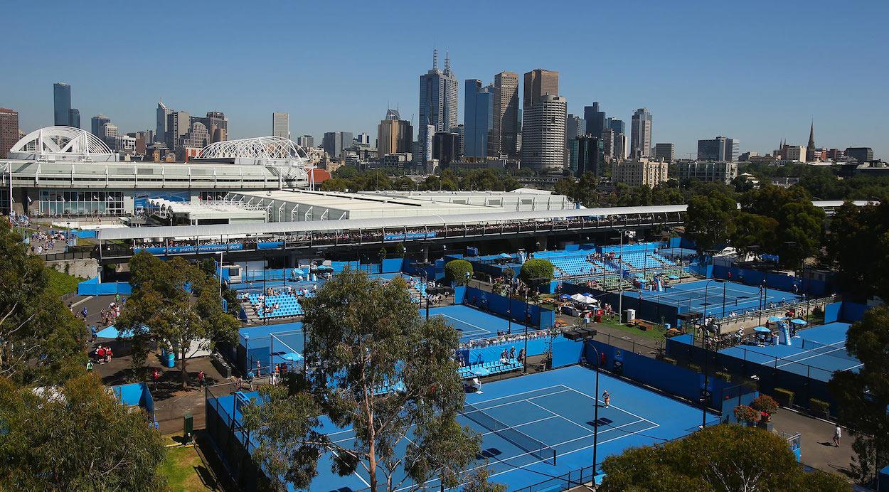 全豪オープン,テニス,日程